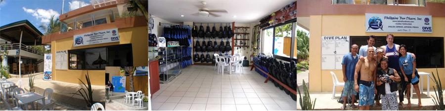 Bohol Fun Divers at Lost Horizon Beach Resort
