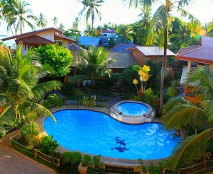 lost horizons beach resort pool